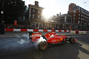 Formula 1 Ultime notizie Finalmente: nei road show di F.1 si potranno utilizzare le monoposto attuali