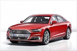 Automotive News Audi präsentiert neuen A8 für 2017