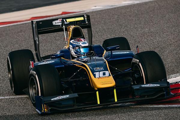 Test Bahrain, Day 2: Latifi il più veloce davanti a Ghiotto e Markelov