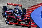 Formel E Franck Baldet (Venturi):