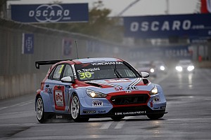 WTCR Qualifying report Marrakesh WTCR: Tarquini leads all-Hyundai top four