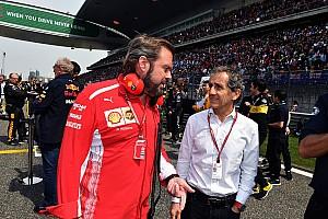 Formula E Motorsport.com hírek Alain Prost elhagyja a Renault e.dams Formula-E csapatát