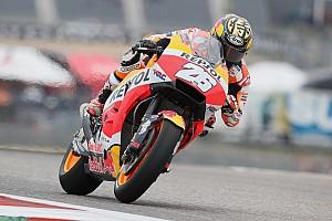 MotoGP Últimas notícias Pedrosa: Pontos em Austin dariam significado à dor