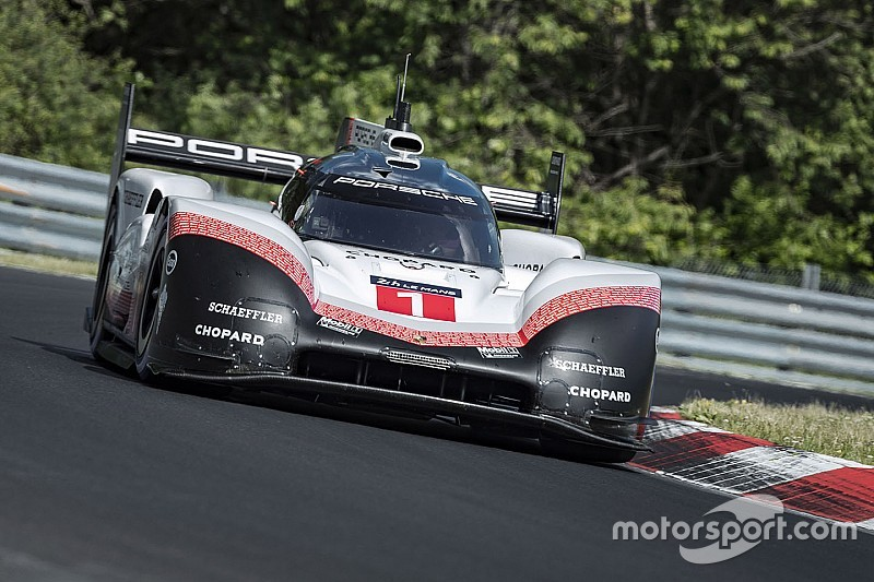 Porsche obliterates Nordschleife record with 919 Evo