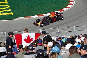 Formule 1 Verslag vrije training Verstappen opent Grand Prix-weekend in Canada met snelste tijd
