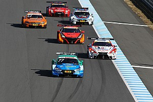Super GT Breaking news Super GT/DTM 'inter-series' race plan back on after Motegi demo