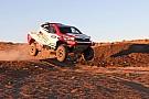 Дакар Toyota: Завдання - вийти з тіні на «Дакарі»