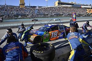 NASCAR Cup Новость NASCAR ограничит число сотрудников в командах