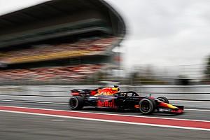 Hamilton: las actualizaciones en Melbourne podrían enviar a Red Bull al top