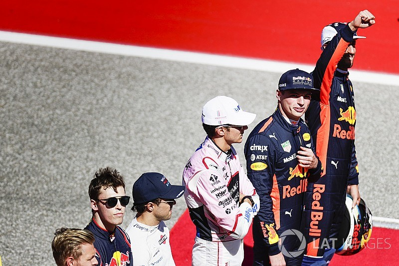 """Red Bull: """"Időnként Kvyat gyorsabb volt Ricciardónál"""""""