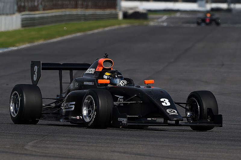 Megennis joins Juncos Racing's Pro Mazda team