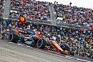 Szenzációsan működik a McLaren-Honda új első szárnya Austinban