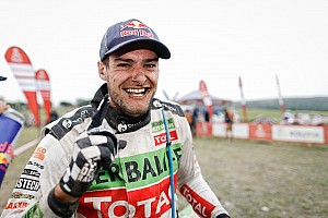 Dakar Stage report Dakar 2018: Casale seals dominant quad class win