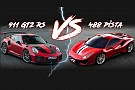Automotive Ferrari 488 Pista vs. Porsche 911 GT2 RS: Battle by the numbers