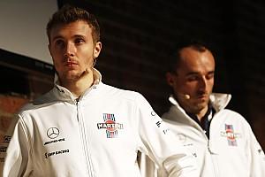 Fórmula 1 Entrevista Sirotkin: Kubica sabe que na F1 é cada um por si