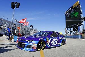 NASCAR Cup Reporte de prácticas Darrell Wallace Jr. lidera la práctica final; Suárez fue segundo