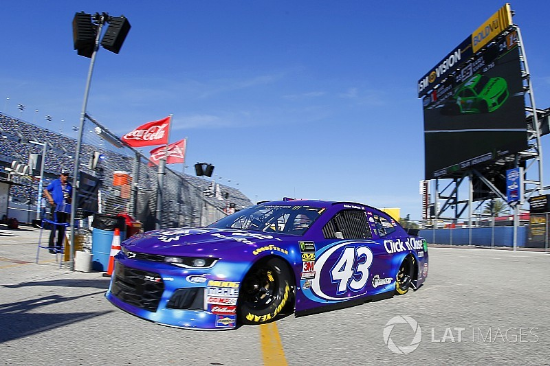 Daytona 500: Darrell Wallace Jr. tops final practice
