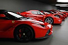Automotive Amazing Ferrari collection is prancing horse perfection