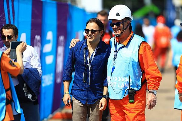"""Massa admite """"boas possibilidades"""" na F-E para o fim do ano"""