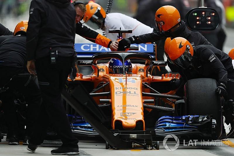 ألونسو: دخول سيارة الأمان أضرّ بسباقنا