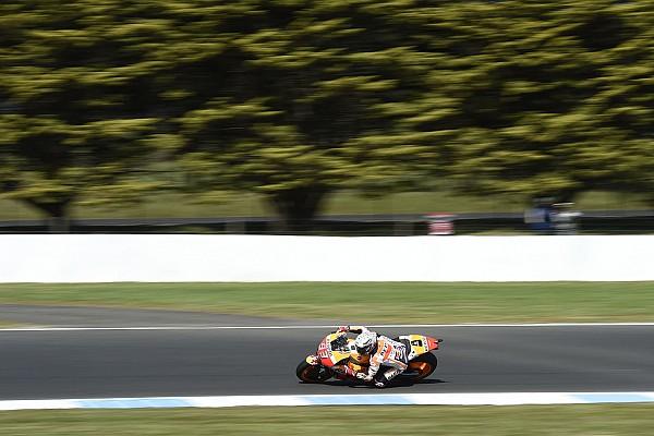 MotoGP Reporte de calificación Pole de Márquez, gatillazo de Dovizioso