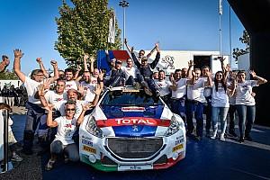 Rally Ultime notizie Peugeot: al Monza Rally Show 2017 due 208 R5 per Andreucci e Pollara
