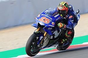 MotoGP Réactions Viñales :