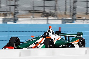 """IndyCar Breaking news Kaiser """"exceeded expectations"""" says Juncos after IndyCar test"""