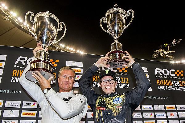 RoC個人戦:元F1ドライバーのクルサード、負けなしで2度目の戴冠!