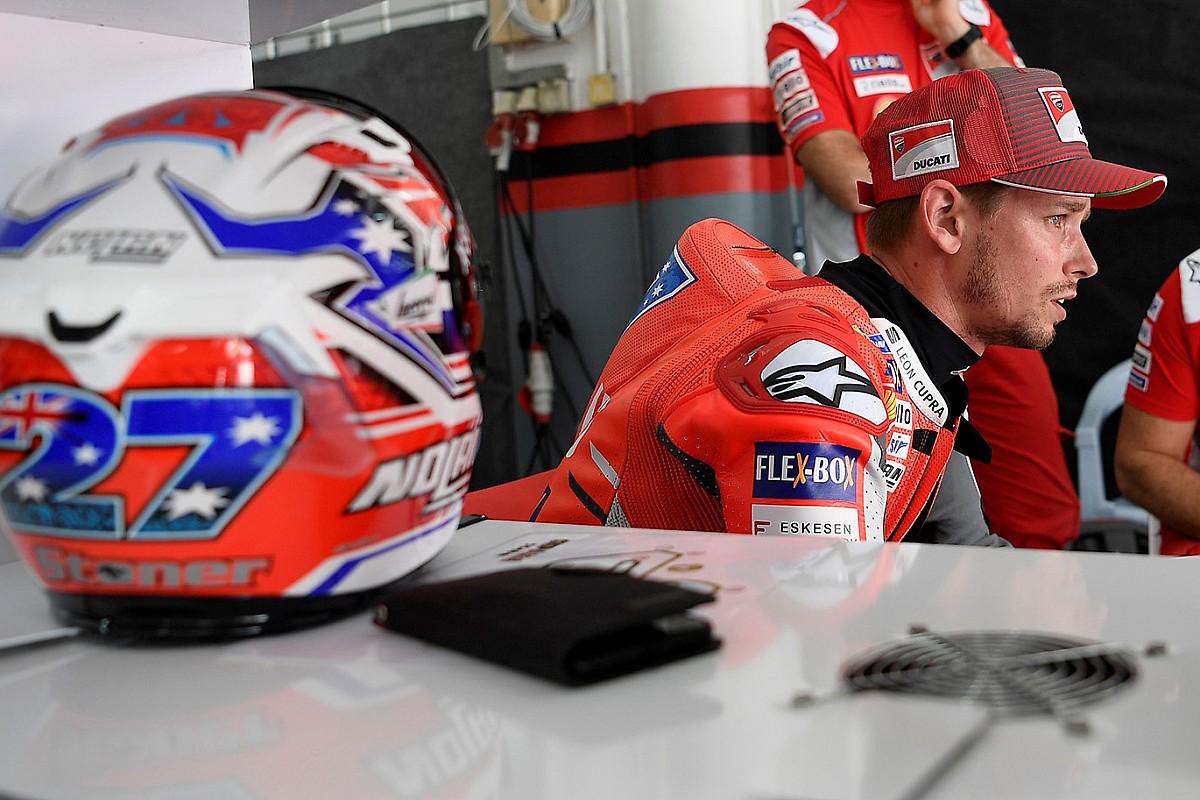 Stoner confirma que no renovará con Ducati: