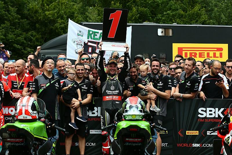 WSBK, Імола: Рей та Kawasaki здобули дубль у другій гонці вікенду