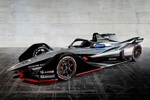 Nissan apresenta carro com o qual estreará na Fórmula E