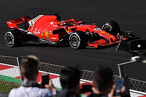 Formula 1 Test Test Barcellona, Day 1: Ferrari davanti, Mercedes e Red Bull a due decimi