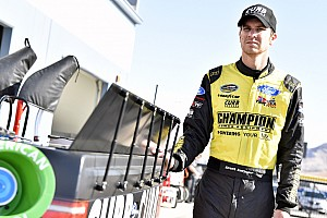 NASCAR Truck Practice report Grant Enfinger tops Truck practice as bad weather looms at Martinsville