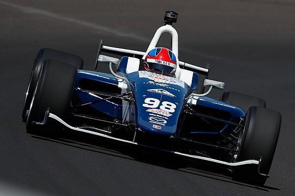Indy Lights Colton Herta guida la tripletta Andretti Autosport nella Freedom 100
