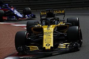 Formula 1 Son dakika Hulkenberg, Toro Rosso ve McLaren'ın performansından endişeli