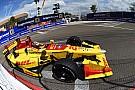 Hunter-Reay disturbed by deficit to Chevrolet-powered cars