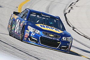 NASCAR Cup Breaking news Chase Elliott scores strong finish, but