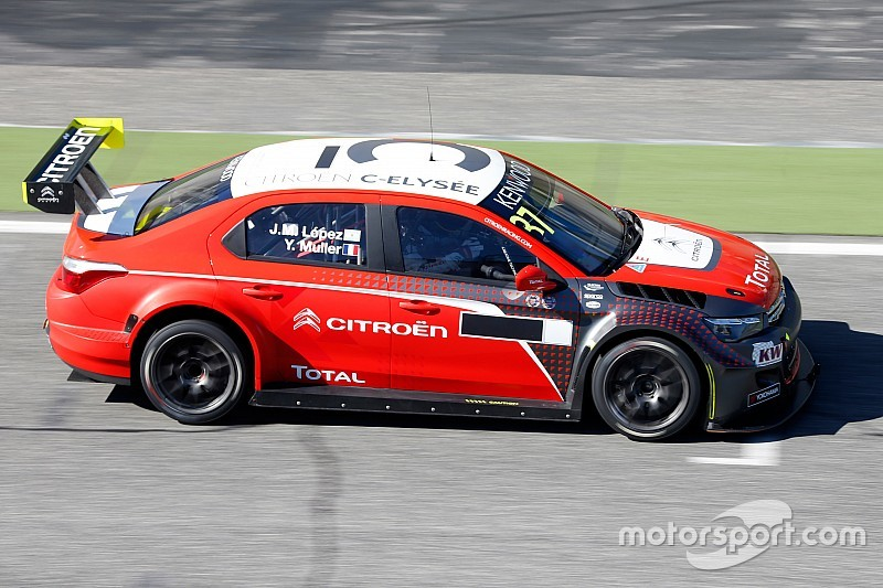 Lopez: Don't expect Citroen out front early in 2016