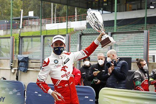 Kubica logra su primer podio en un circuito desde la F1 2010