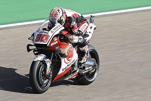 MotoGP: Nakagami voa e conquista pole para GP de Teruel