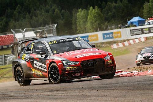 Экстрем победил Кристофферссона на втором этапе WRX в Риге