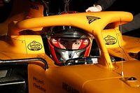 Sainz: Hatalmas felelősség volt rajtam, amikor a McLarenhez kerültem