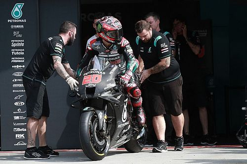 Quartararo says why Rossi should consider Petronas