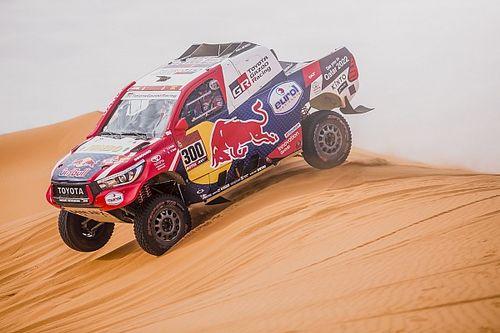"""العطية: تويوتا لا يمكنها منافسة سرعة سيارات """"ميني"""" في داكار"""