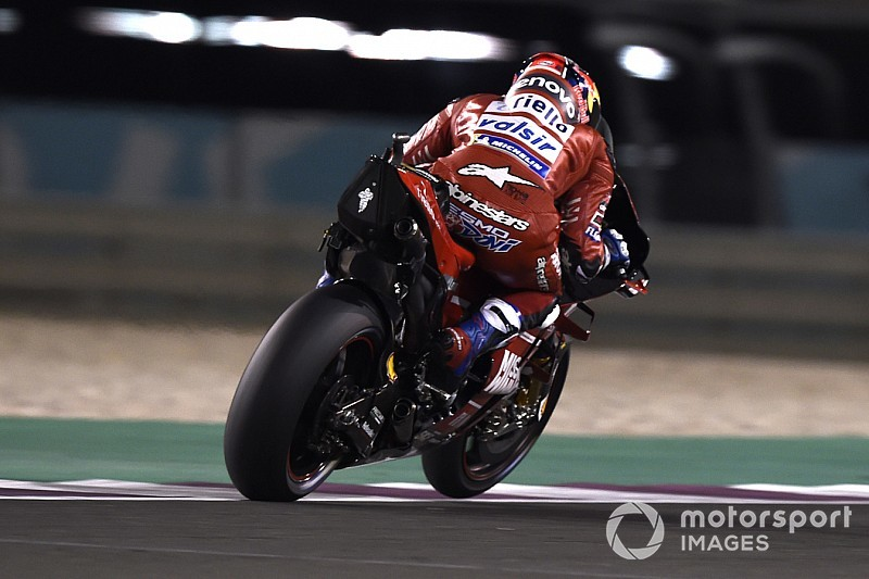 Qatar MotoGP - the race as it happened