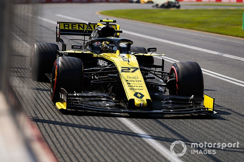 """""""Disappointed"""" Renault must be hard on itself - Abiteboul"""