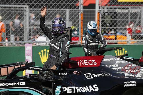 Kwalificatieduels F1: De onderlinge stand na de GP van Hongarije