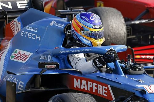 Alonso didn't expect to still be racing in Formula 1 at 40