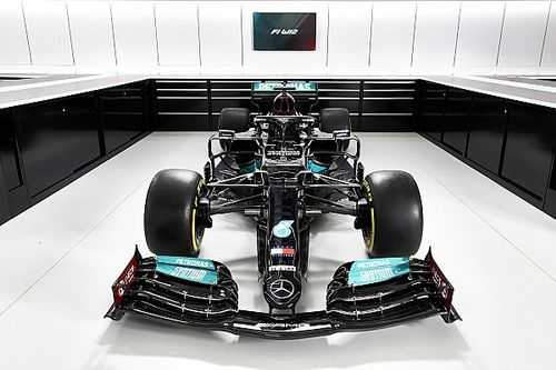 What Mercedes did and didn't tell us about its new W12 F1 car